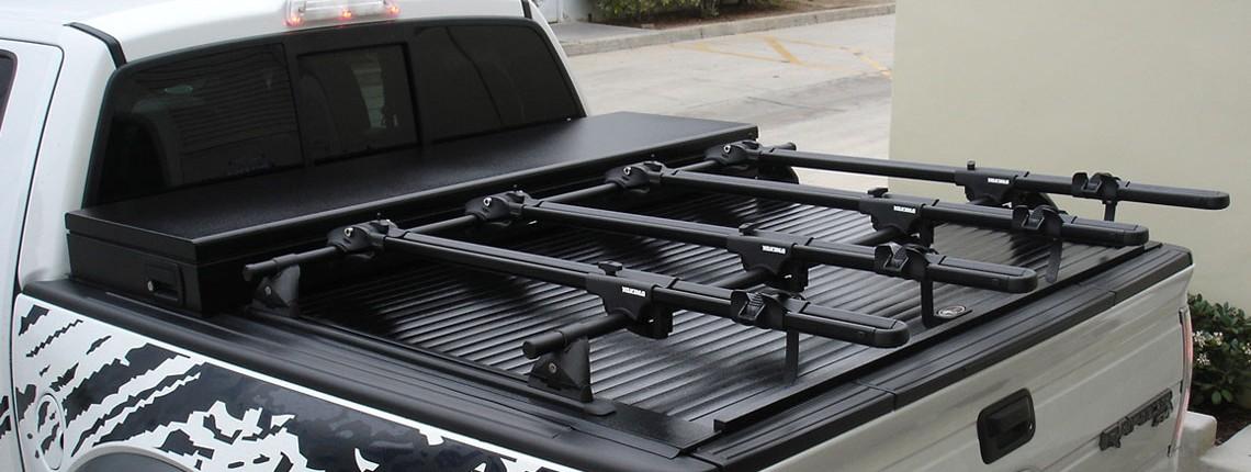 truck roof rack system cosmecol. Black Bedroom Furniture Sets. Home Design Ideas