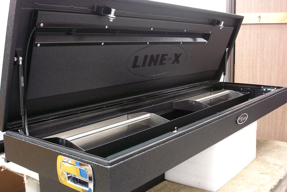 Tool Box Covers >> Truck Covers Usa Line X Truck Covers Usa