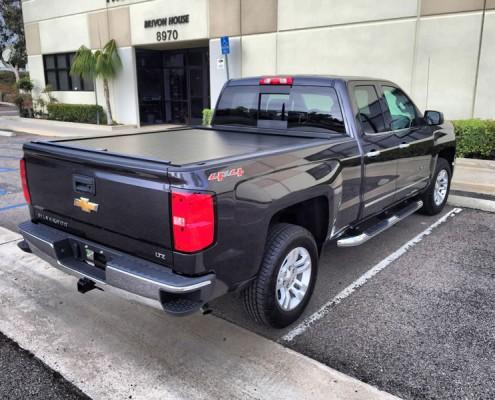 Lockable Truck Bed Covers Walmart